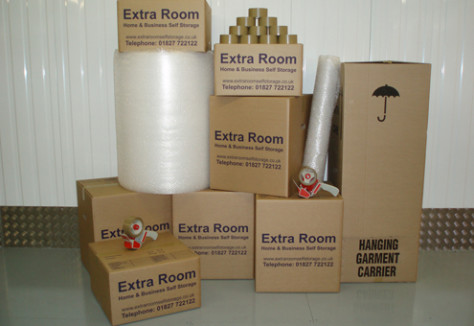 Extra Room Self Storage