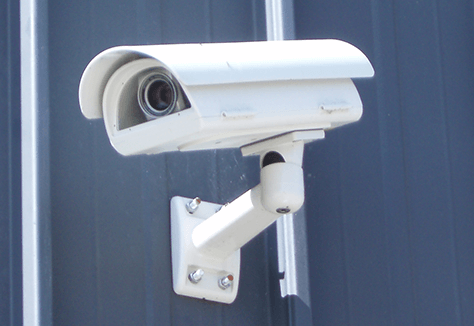 Storage security camera Nuneaton