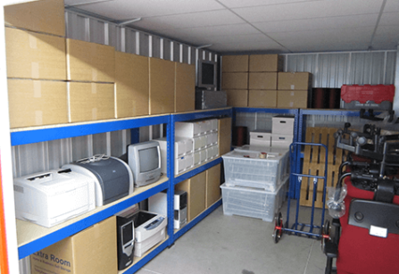Business Storage Facility in Nuneaton