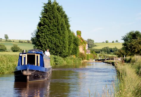 Self storage for narrowboaters near Nuneaton, Tamworth & Hinckley