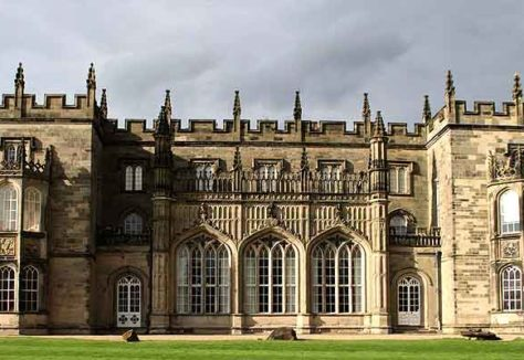 Arbury Hall in Nuneaton